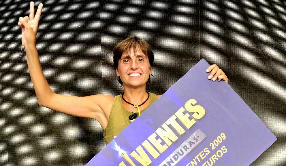 Foto: Maite Zuñiaga gana la décima edición de 'Supervivientes' (Telecinco)