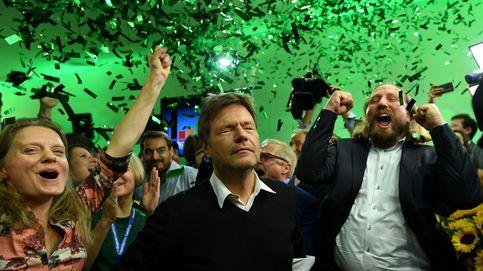 El verde es el nuevo rojo: el futuro (y presente) de la izquierda europea