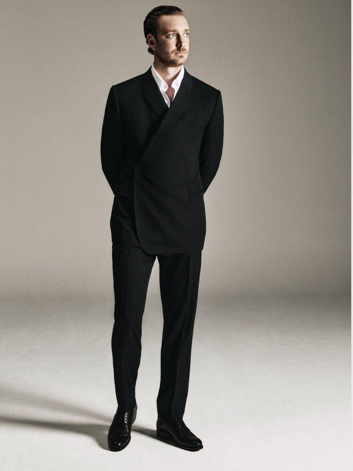 Pierre Casiraghi. (Imagen: Brett Lloyd para Dior)