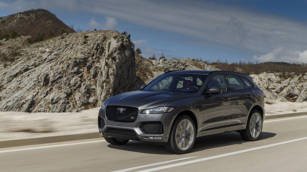 Foto: Primer Jaguar campero