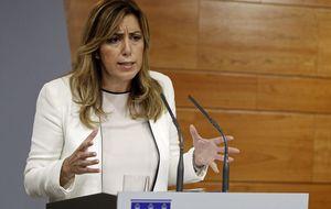 Díaz mantiene el despilfarro en las consejerías claves de la Junta