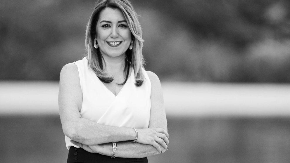 Susana Díaz, ideal poscuarentena: tipazo, nuevo corte de pelo y armario a estrenar
