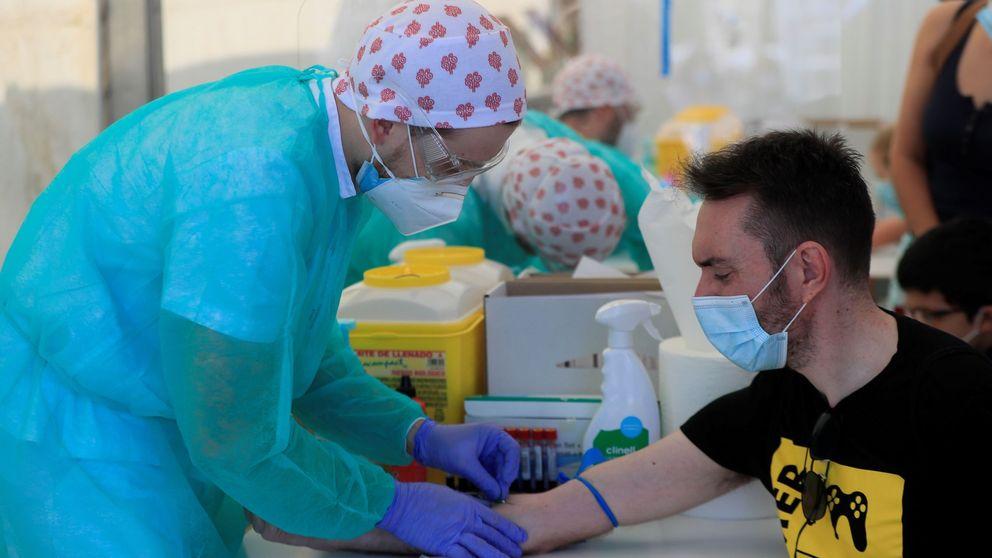 El 20,18% de la población de Torrejón (Madrid) tiene anticuerpos de coronavirus
