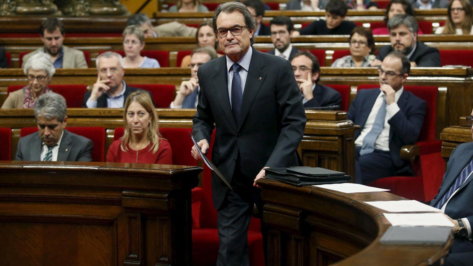 Foto: El 'president' de la Generalitat, Artur Mas. (Reuters)