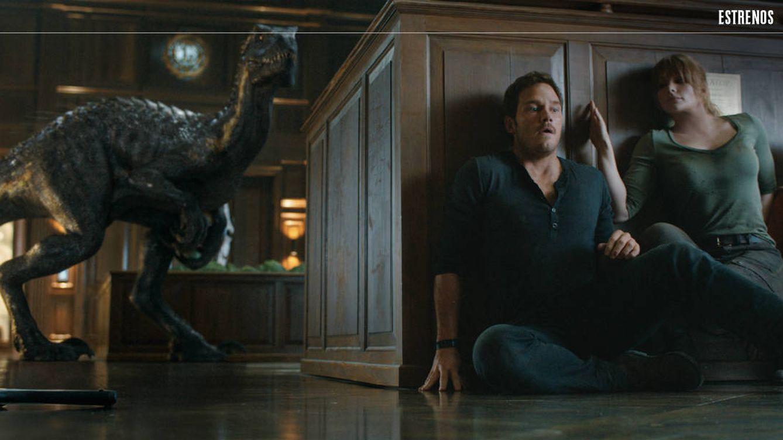 'Jurassic World. El reino caído': los dinosaurios de Bayona dan la talla