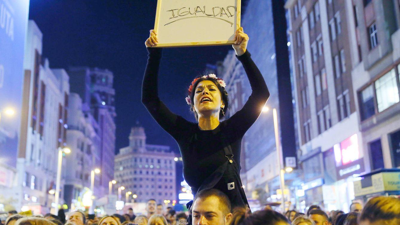 De las calles a las leyes: el feminismo, dividido este 8-M por la disputa política