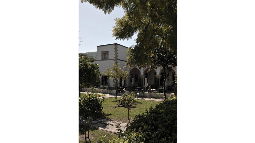 Foto: Hotel Duques de Medinaceli, una casa señorial en el Puerto de Santa María