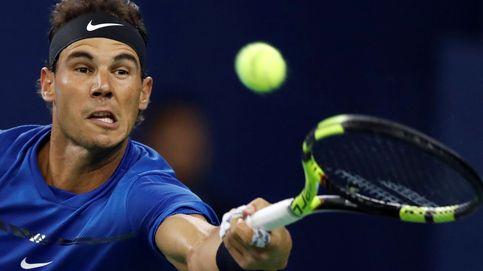 Nadal no tiene piedad con Fognini en el Masters de Shanghái (6-3 y 6-1)
