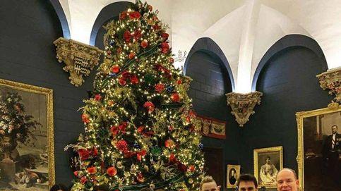 Charlène cada vez más rapada, Alberto en Crocs y Estefanía: la Navidad en Mónaco