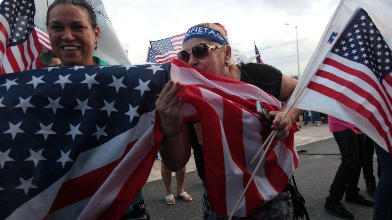 Puerto Rico vota a favor de ser un nuevo estado de Estados Unidos