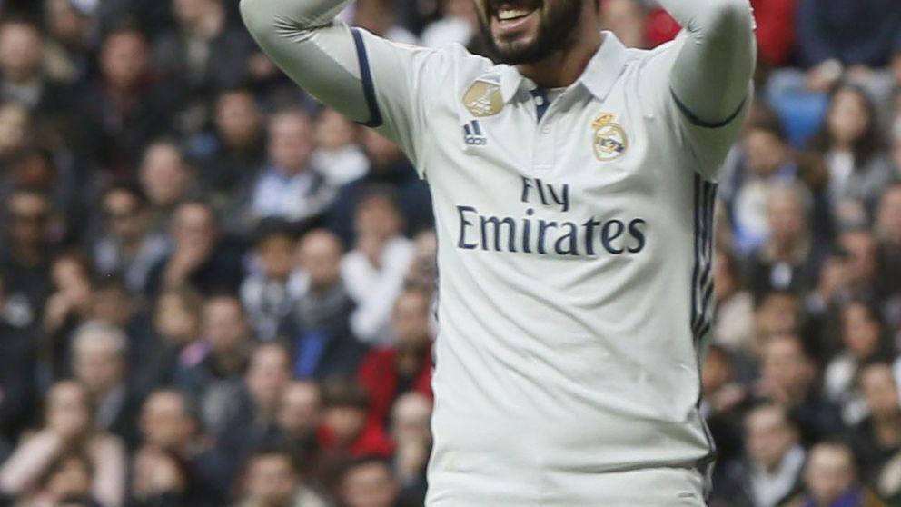 Zidane ya sabe que Isco está incómodo con su situación en este Real Madrid