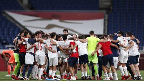 España vence a Japón (0-1) en la prórroga y se jugará la medalla de oro frente a Brasil