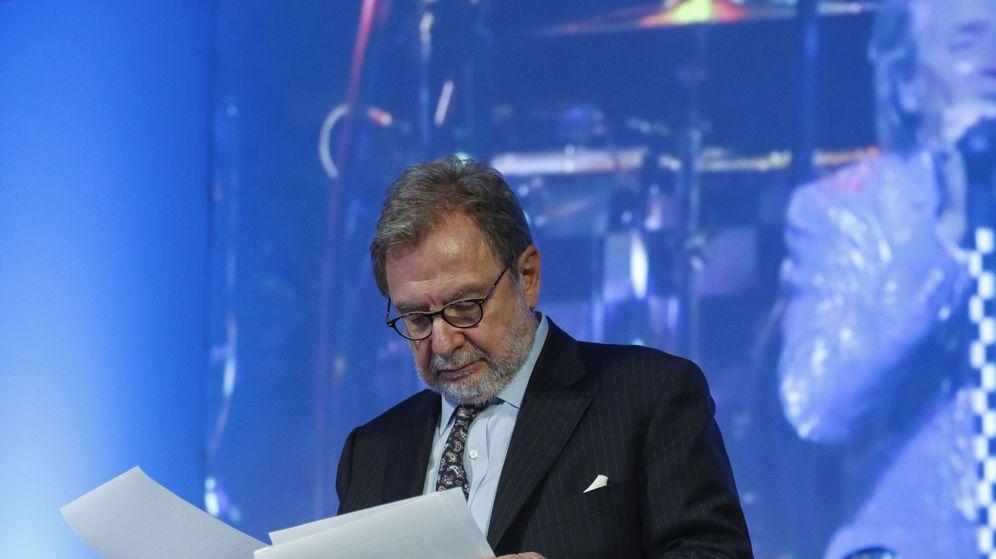 Foto: El presidente de Prisa, Juan Luis Cebrián. (EFE)