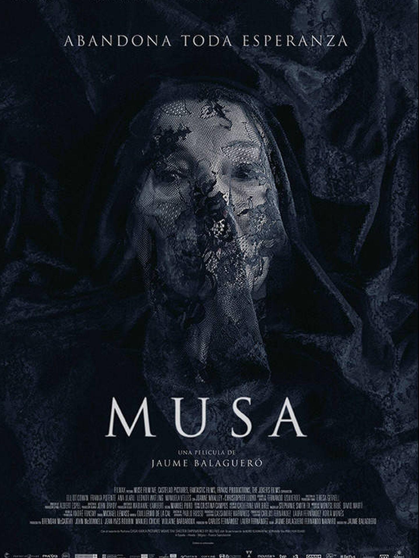 Cartel de 'Musa'