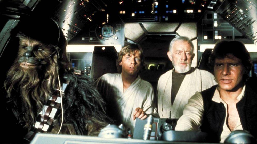 Foto: 'Star Wars: Una nueva esperanza' fue la película que cambió el concepto de cultura friki