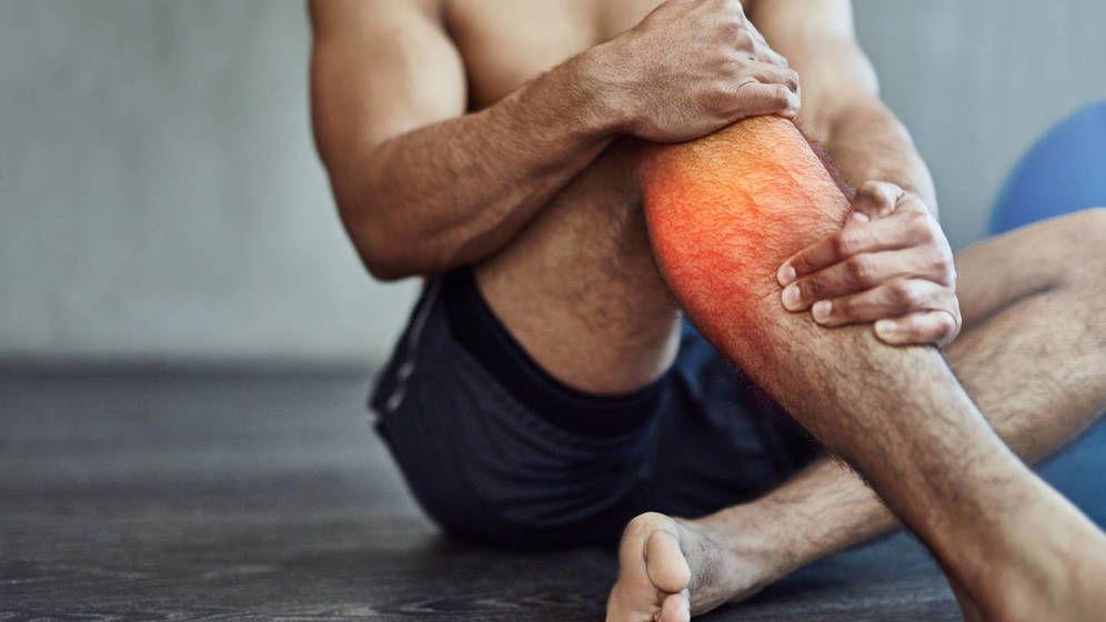 Foto: Dolor muscular. Foto: iStock