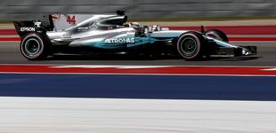 Post de Sainz y Alonso copan la cuarta fila mientras Hamilton sigue a lo suyo