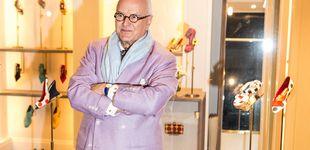 Post de La historia del éxito de Manolo Blahnik y sus 'manolos'