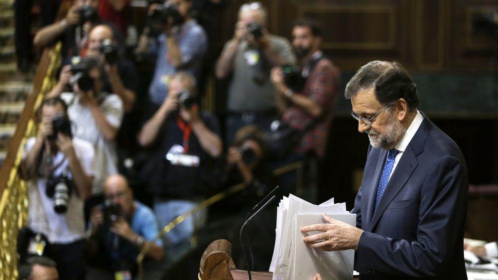 Rajoy promete frenar el secesionismo catalán y ofrece 7 pactos de Estado al PSOE