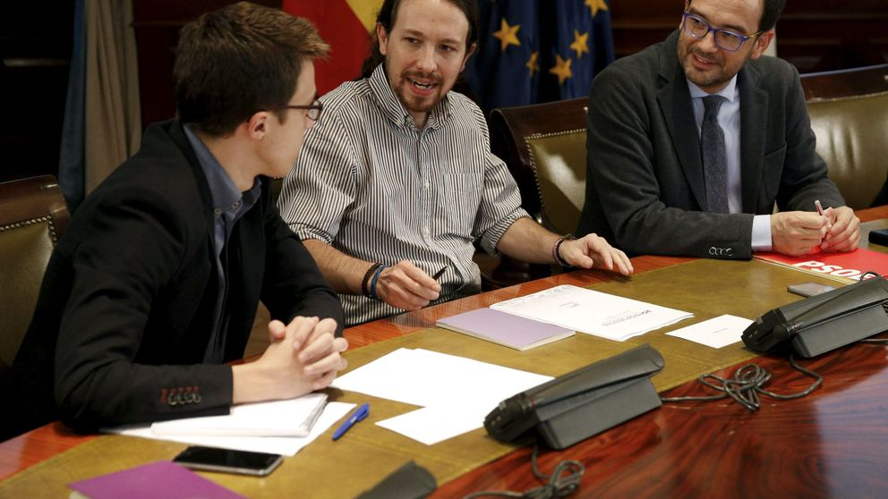 El PSOE ofrece una contrapropuesta a Podemos para cargarle con la culpa del 26-J