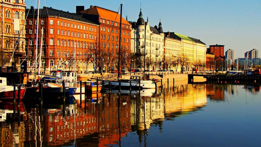 Foto: Helsinki, rica gastronomía local y orgánica