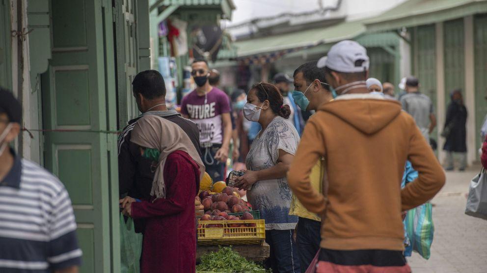 Marruecos detecta el mayor brote de covid del país en dos empresas españolas