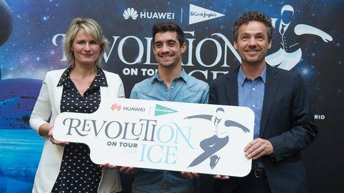 Arranca el gran espectáculo de patinaje sobre hielo de Javier Fernández