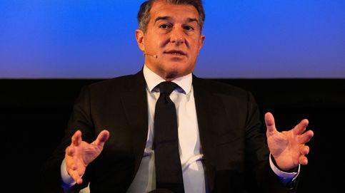 Audax ofrece a Laporta 30 M para completar el aval para poder presidir el Barça