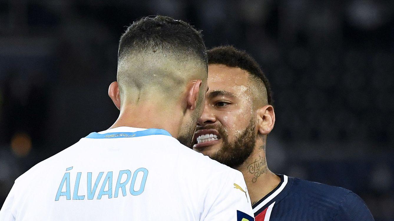 Álvaro González, el futbolista de Vox a quien Neymar acusa de llamarle mono