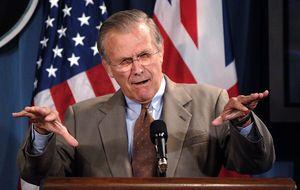 Donald Rumsfeld vende su mansión de Washington por 4,5 millones de euros