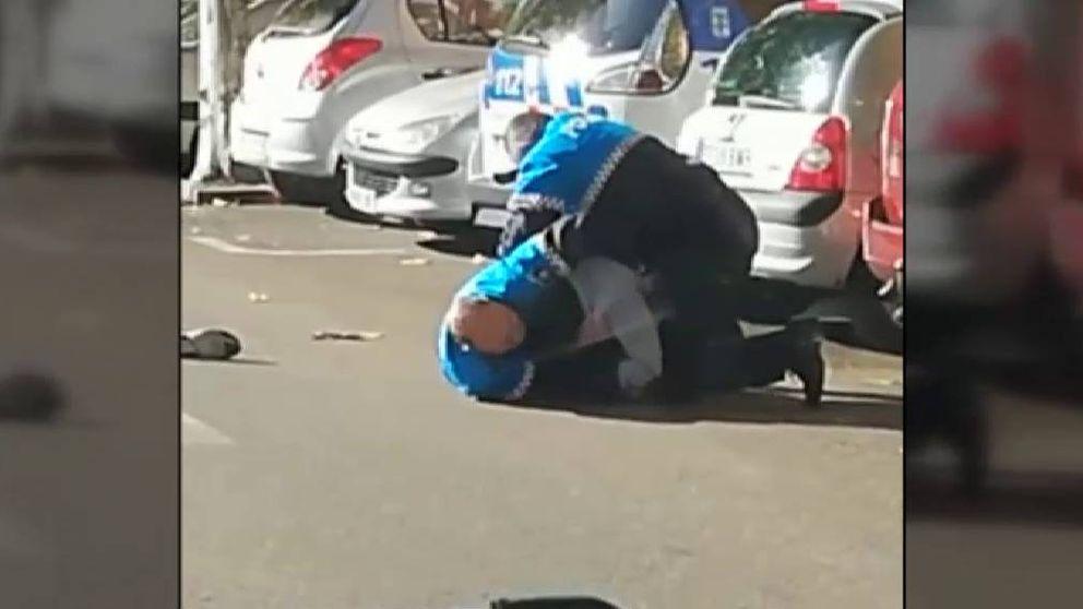 Detenido por agredir a su novia de 17 años en plena calle en Zamora
