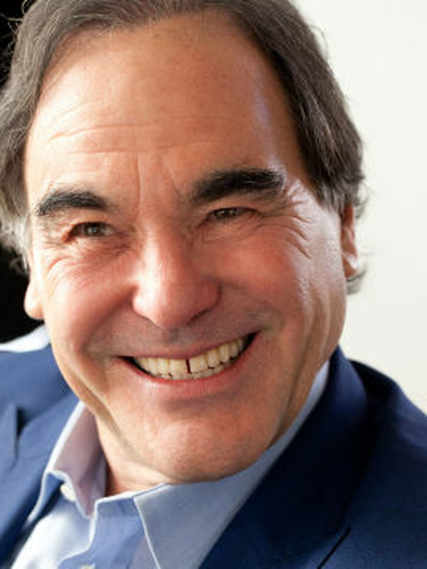 Oliver Stone, director de 'The untold story of the United States'