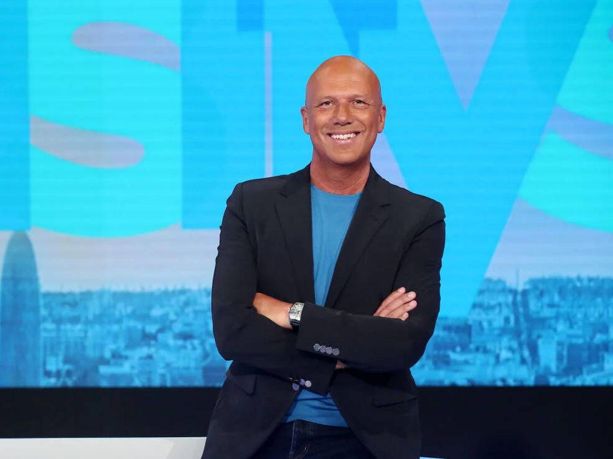 Foto: Alfonso Arús, presentador de 'Aruser@s'. (La Sexta)