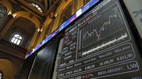 Las bolsas caen 'con prudencia' a la espera de PMIs y el paro de EEUU