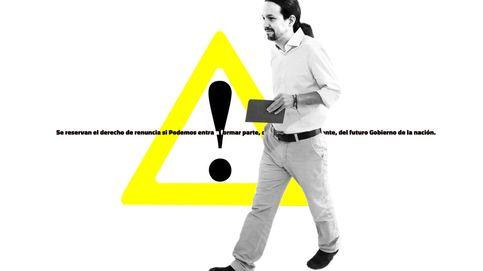 Los grandes fondos ponen en marcha la 'cláusula antiPodemos' en España