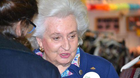 La Infanta Pilar sobre Panamá: El escándalo lo están montando ustedes