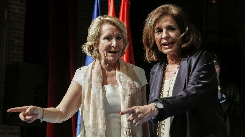 Último revés de Botella a Aguirre antes de irse: El resultado ha sido muy malo