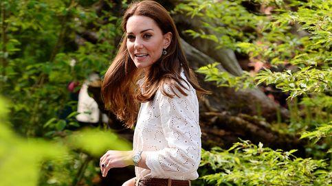 Kate Middleton se atreve con el vestido más corto nunca visto en su armario
