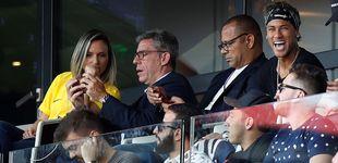 Post de Neymar y Mbappé: millonarios precoces, familias que inculcan deporte por dinero
