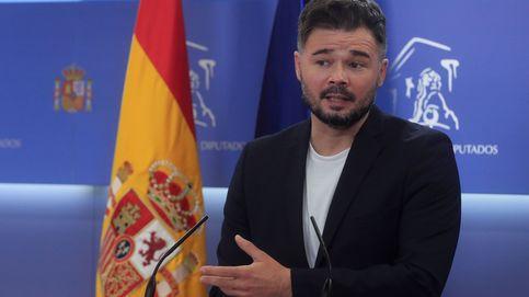 ERC ve vintage una reforma del Estatut y celebra que el Gobierno negocie