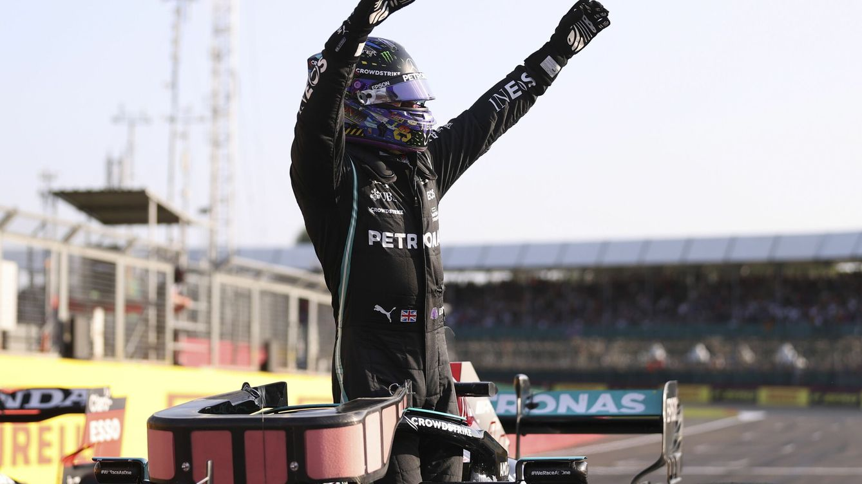 Fórmula Uno: Hamilton saldrá primero en la calificación de carrera sprint