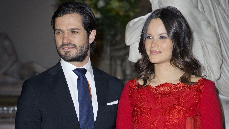 Foto: Carlos Felipe y Sofía de Suecia (Gtres)