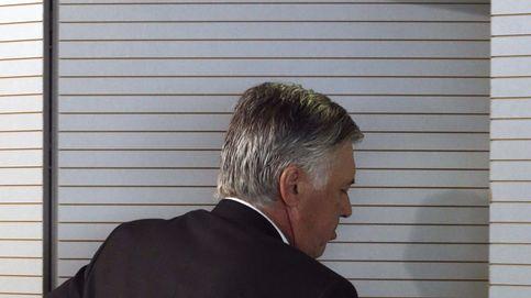 Ancelotti fue traicionado por el jefe de los servicios médicos del Real Madrid