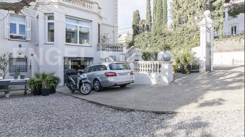 Vea aquí todas las fotos de la mansión de Cruyff.