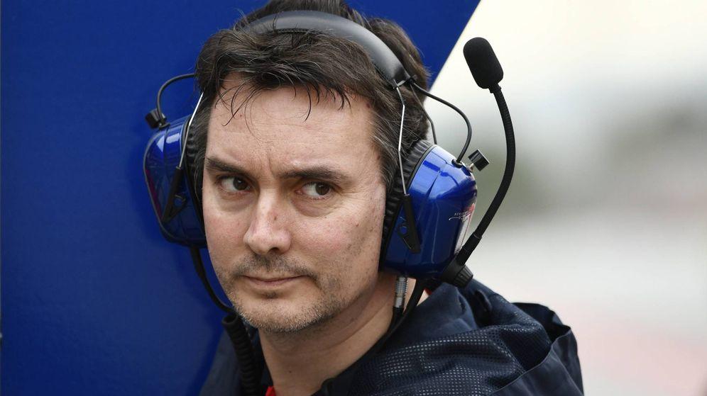 Foto: James Key, exingeniero de Toro Rosso. (Imago)