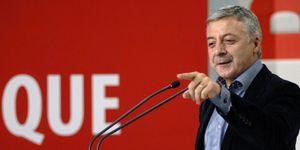 Blanco abandona la primera línea política 'tocado' por el caso Dorribo