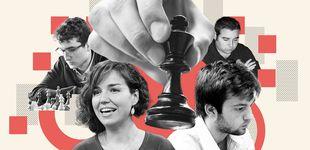 Post de Así es la élite del ajedrez español: cuatro grandes maestros lo cuentan todo