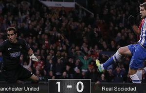 El Manchester complicael 'sueño Champions' de la Real Sociedad