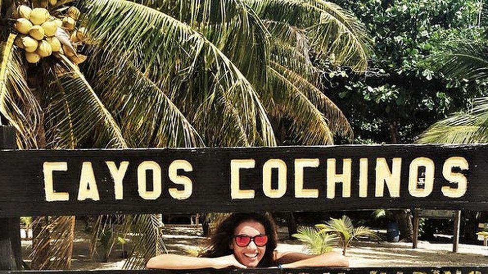 Instagram – Lara Álvarez, instalada en Honduras para 'Supervivientes'