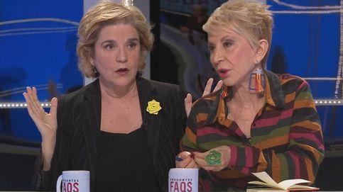 Karmele y Rahola pierden los papeles en TV3: Haces apología del franquismo